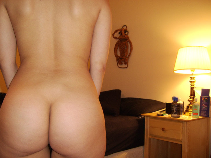 from Salvador perfect bare butt babe