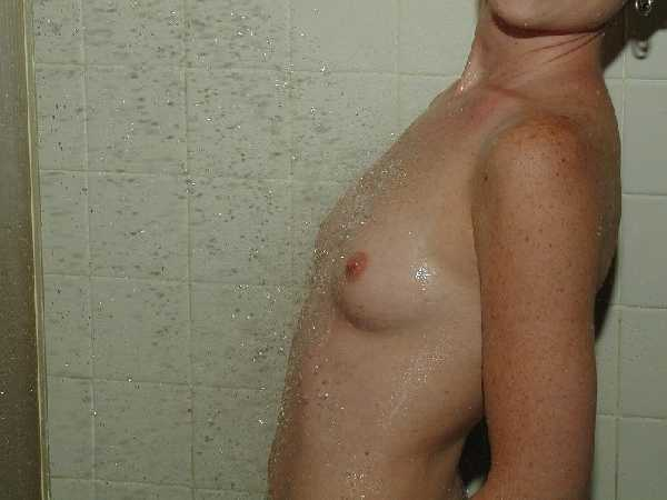 Naked Pictures Of Wife In Shower
